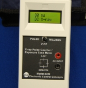 X-ray pulse counter: Model 8700